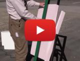 Polisztirolvágó videó