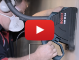 falvágó gép videó